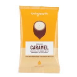 RAW čokoláda - karamel 30g