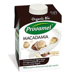 Mlieko z makadamových orechov