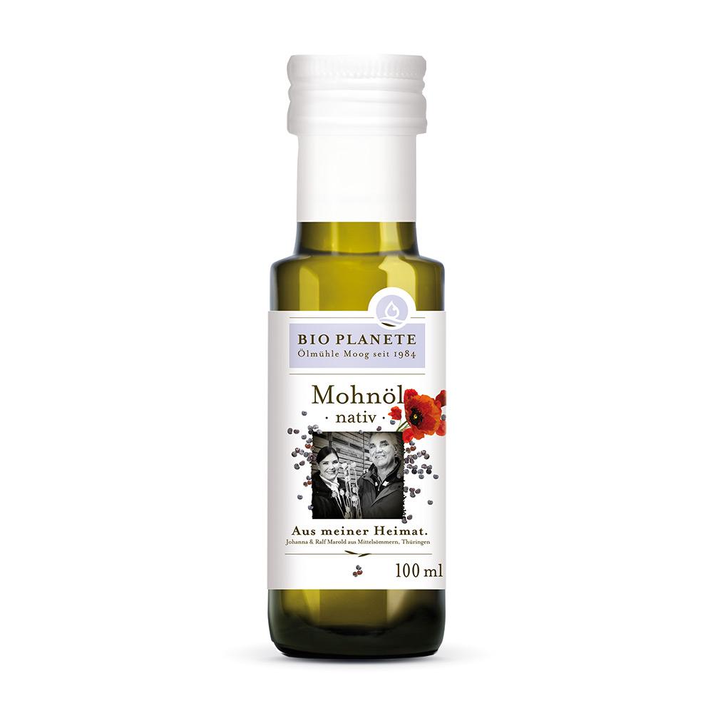 Makový olej nativ