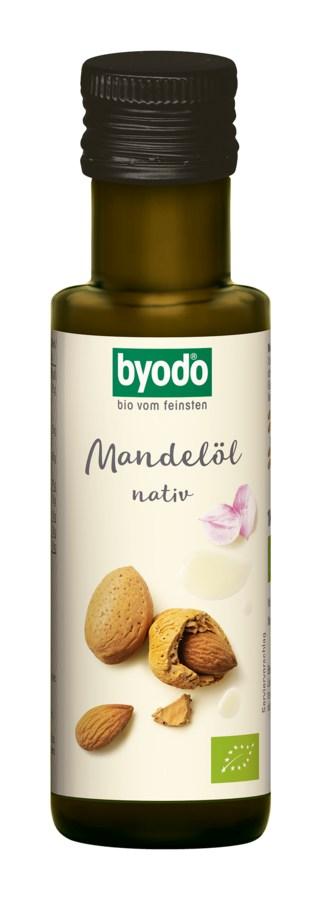Mandľový olej Byodo