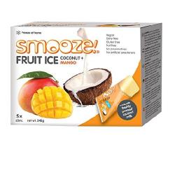 Zmrzlina kokos, mango