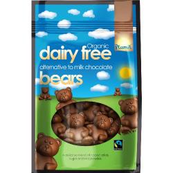 Čokoládové medvedíky