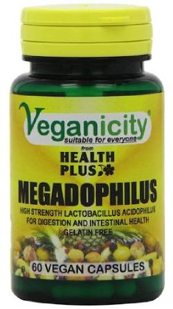 Probiotiká Megadophilus