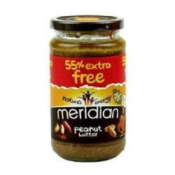 Arašidové maslo jemné + 55%
