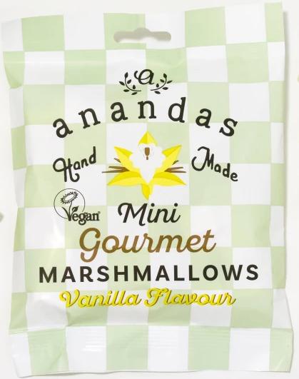 Marshmallows mini - vanilka