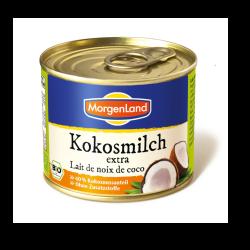Kokosové mlieko Morgenland 200 ml