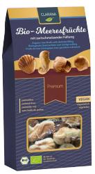 Čokoládové morské plody plnené