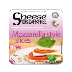 Plátkový syr - Mozzarella