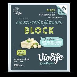 Violife - mozzarella blok 200 g