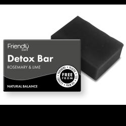 Mydlo na detox