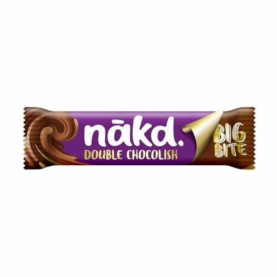 NAKD Double chocolish