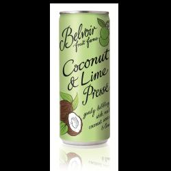 Nápoj kokos a limetka - sýtený
