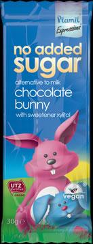 Veľkonočný zajačik bez cukru