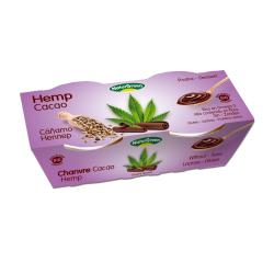 Konopný dezert kakaový