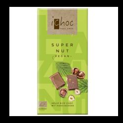 Čokoláda iChoc s lieskovcami