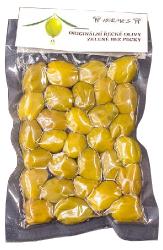Olivy zelené bez kôstky