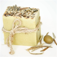 Čisté olivové mydlo