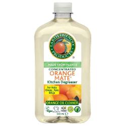 Koncentrovaný čistič - pomarančový olej