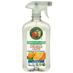 Čistiaci prostriedok - pomarančový olej