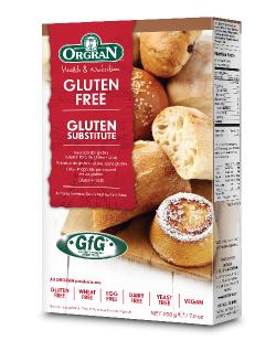 Náhrada gluténu