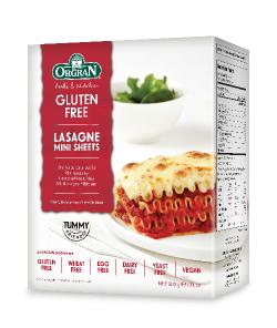 Lasagne - bezlepkové
