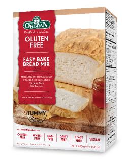 Zmes na bezlepkový chlieb