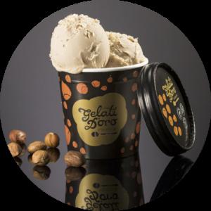 Oriešková zmrzlina Gelati d´Oro