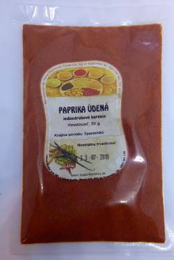 Paprika údená 100 g