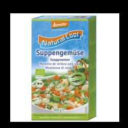 Polievková zelenina mrazená