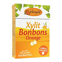 Pomarančové cukríky