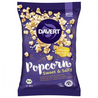 Popcorn slano-sladký
