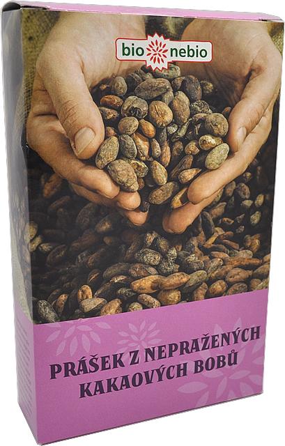 Kakaový prášok z nepraž.bôbov