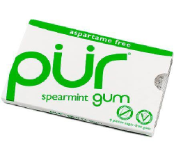 Žuvačky spearmint