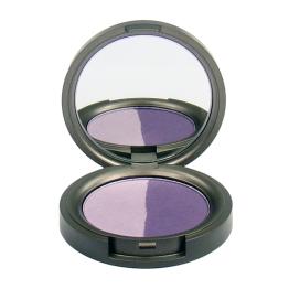 Minerálny očný tieň duo Purple Passion
