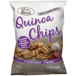 Quinoa chipsy suš.paradajky,cesnak 30 g
