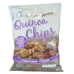 Quinoa chipsy suš.paradajky, cesnak 80 g