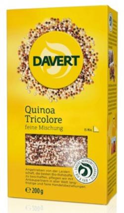 Quinoa trojfarebná