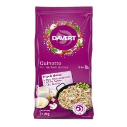 Quinotto  s bielou quinoa