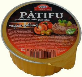 Patifu Paradajka - olivy