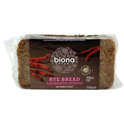 Ražný chlieb krájaný - amarant, quinoa