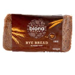 Ražný chlieb krájaný