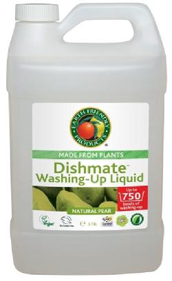 Umývanie riadu s vôňou hrušiek - náplň