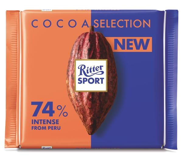 Tmavá čokoláda 74%
