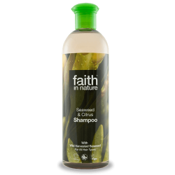Šampón morské riasy a citrus