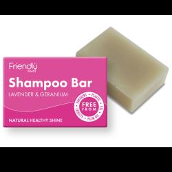 Šampón. mydlo levanduľa geranium