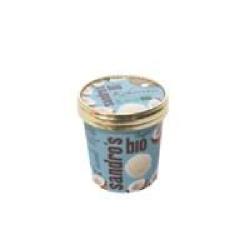Kokosová zmrzlina Sandros