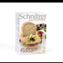 Bezlepkový chlieb Rustico