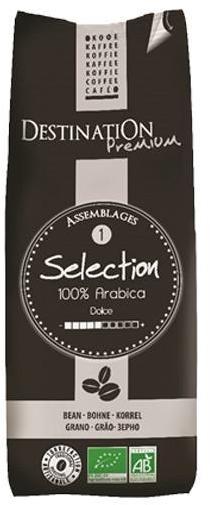 Zrnková káva 100 % Arabica Selection
