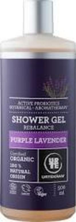 Sprchový gél levanduľa - 500 ml