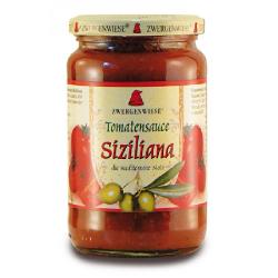 Paradajková omáčka Siciliana